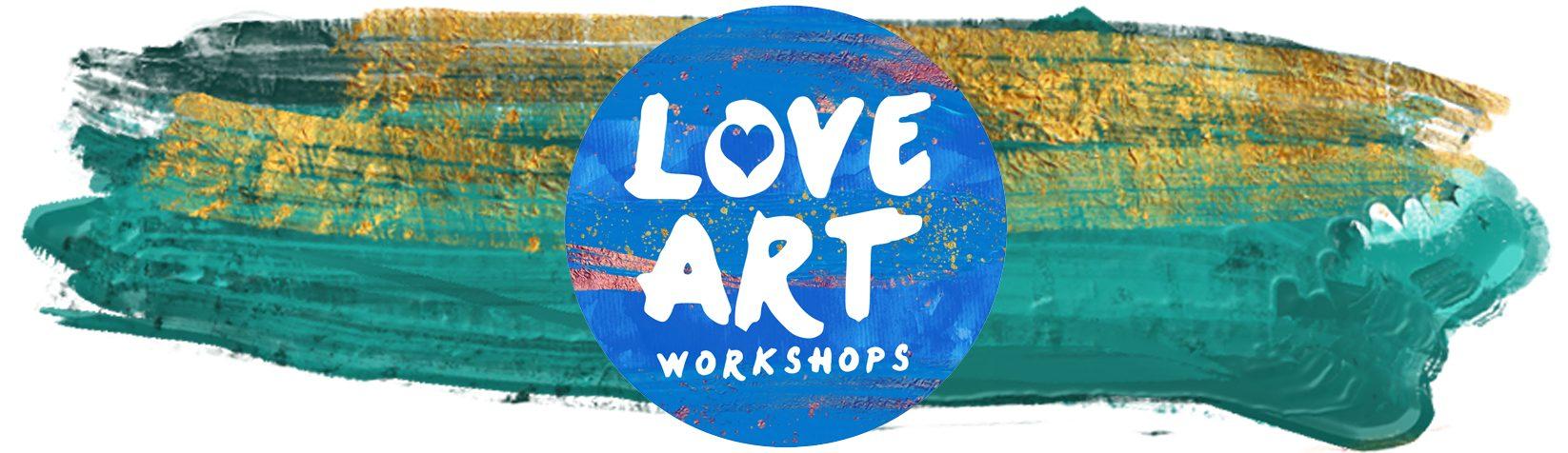 Love Art Workshops